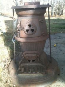 potbelly stove